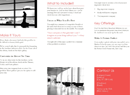 Brochure Template 4 Page 2