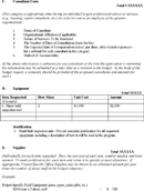 Sample Format for Budget Request Page 2