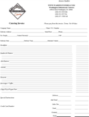 Catering Invoice Template2