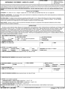 Download DD Form 214 (Military) Templates for Free - TidyForm