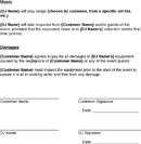 DJ Contract  Page 2