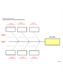 Free Fishbone Diagram Template Page 2