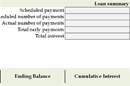 Amortization Schedule Template Page 2