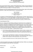 Marketing Request For Proposal Pdf Page 2