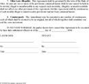 Ohio Lease Termination Agreement Page 2