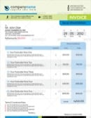 InDesign Invoice Templates