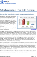 Sales Forecast Templates
