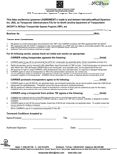 Program Service Agreement