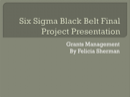 Project Presentation Templates