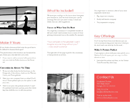 Tri-Fold Business Brochure Template 3 Page 2