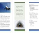Tri-Fold Travel Brochure Template 1 Page 2