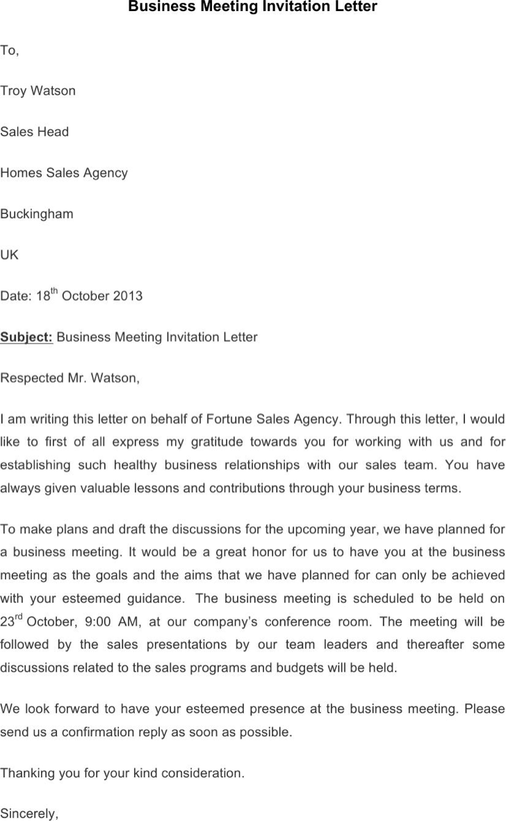 Sample Letter Format For Meeting Request. Business Meeting Request Letter Format Images Sles  Choice Image 4k Wallpapers