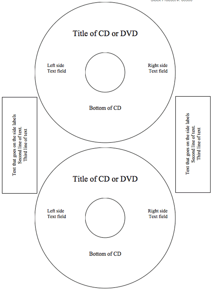 Cd Label Template. free download cd labels template how to make cd ...