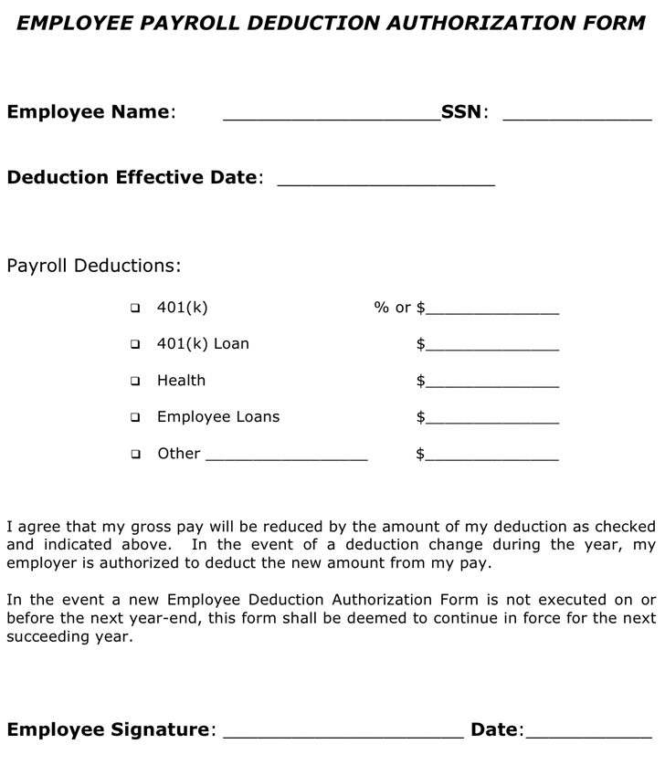 Doc12751650 Authorization Form Template Credit Card – Sample Employment Authorization Form
