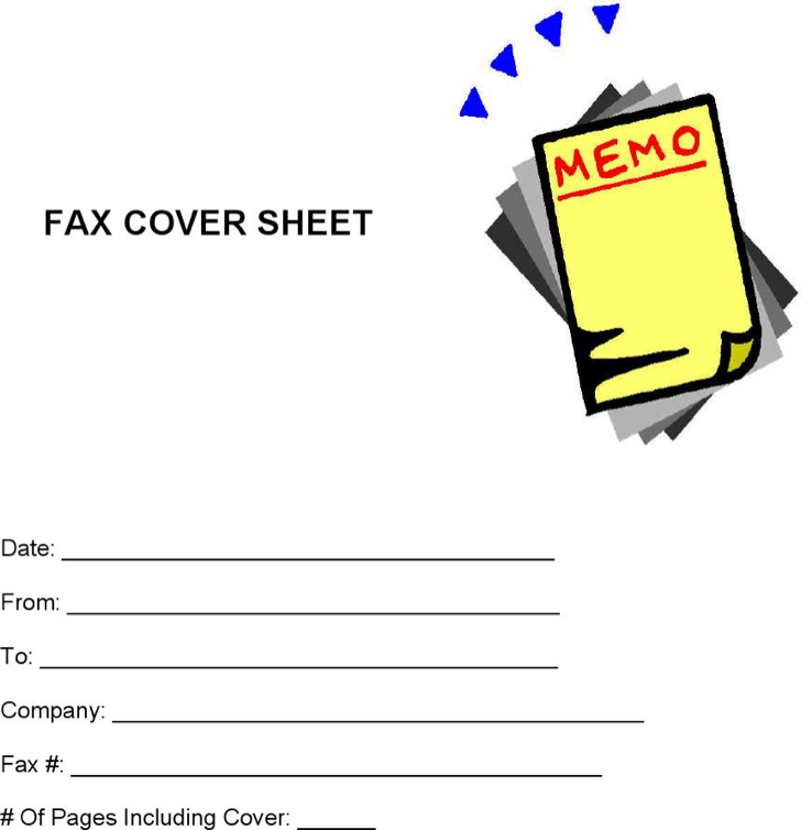 Download Fax Cover Letter Template for Free