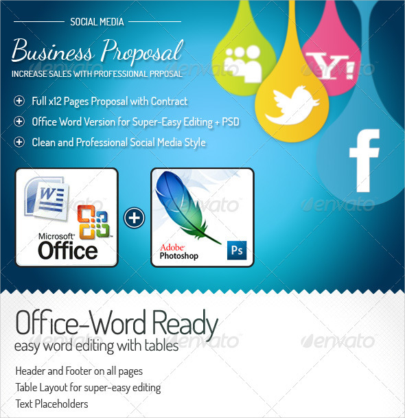 Full Generic Business Proposal Template