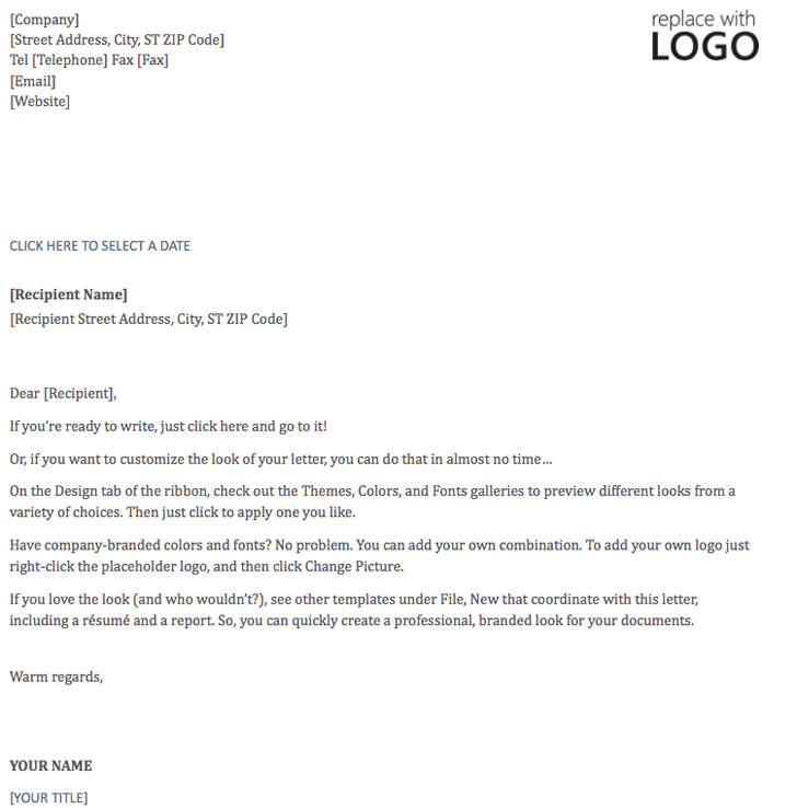 The Letterhead Template Timeless Design can help you make a – Legal Letterhead Template