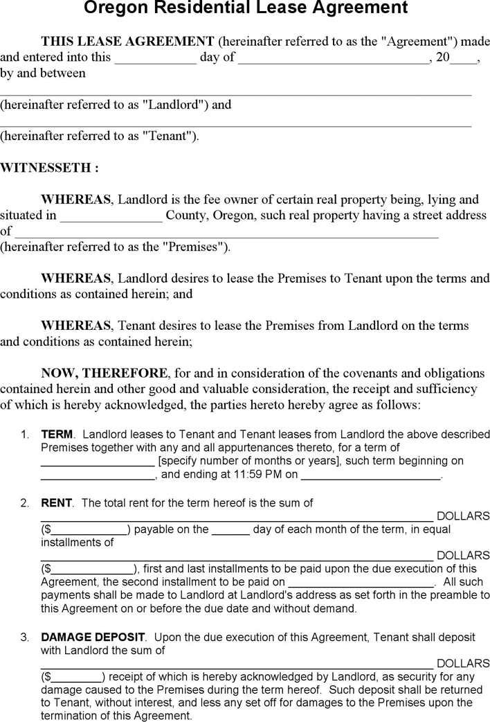 rental lease agreement free download