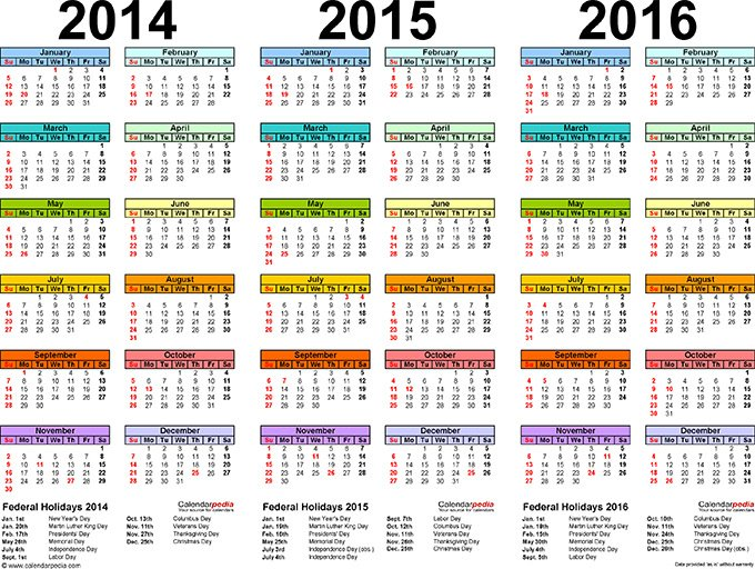 The Printable Academic Calendar Template Can Help You Make A