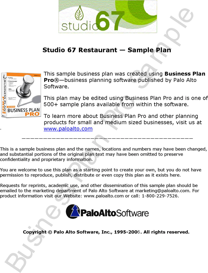 Download restaurant business plan sample 2 for free tidyform restaurant business plan sample 2 flashek Gallery