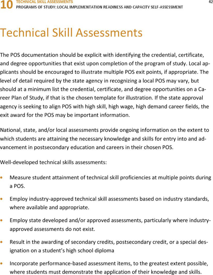 The Technical Skills Assessment Template can help you make a – Technical Assessment Template