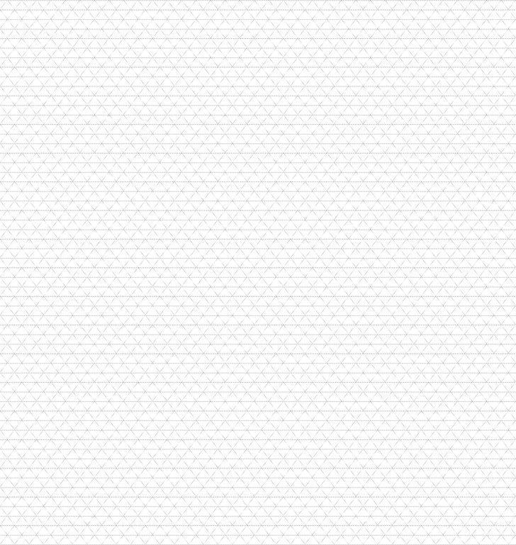 The Triangular Graph Paper Template can help you make a – Triangular Graph Paper