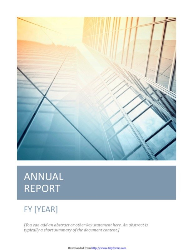 Elegant Annual Report Template Ideas Microsoft Word Report Templates Free Download