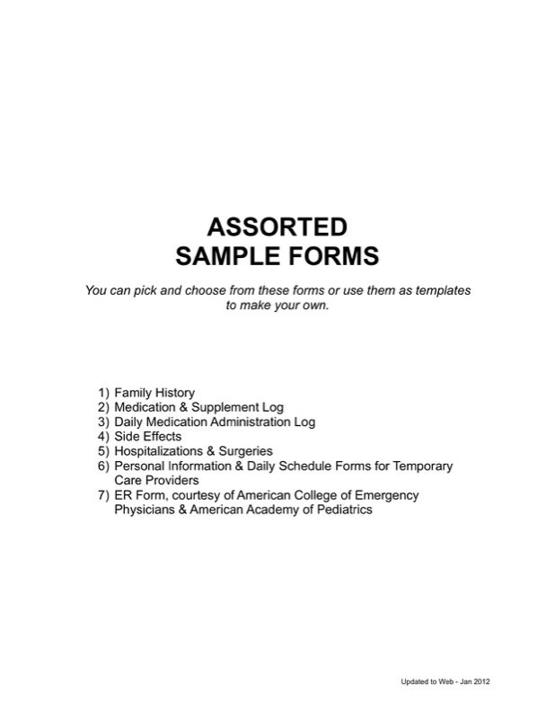 Medical Forms Templates  Free Templates In Doc Ppt Pdf  Xls