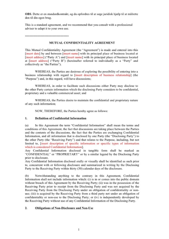 Agreement Template  Free Templates In Doc Ppt Pdf  Xls