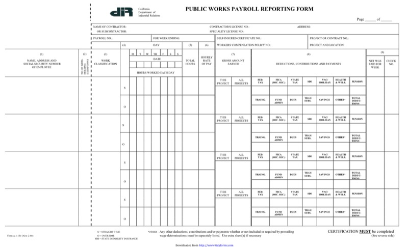 Payroll Template  Free Templates In Doc Ppt Pdf  Xls