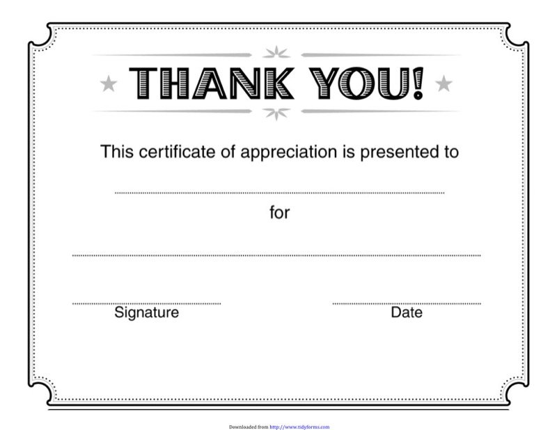 Certificate of appreciation template free templates in doc ppt certificate of appreciation template 2 yelopaper Images