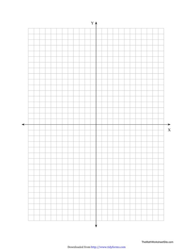 Graph Paper With Axis Templates - Free Templates in DOC, PPT, PDF ...