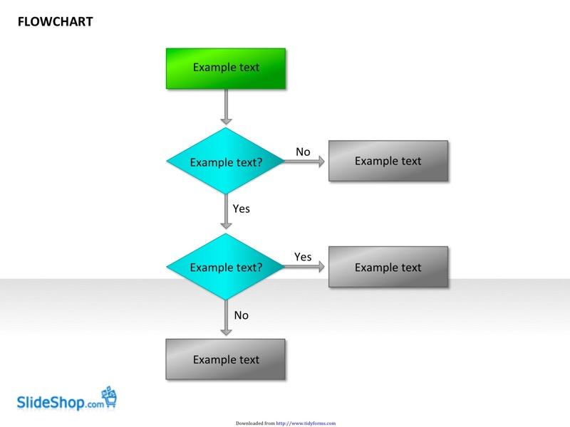Flow Chart Template 2  Flow Chart Templates