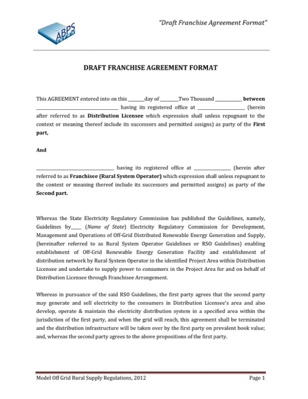 Agreement Templates  Free Templates In Doc Ppt Pdf  Xls