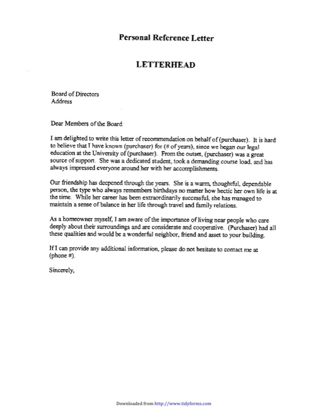Recommendation Letter Templates  Free Templates In Doc Ppt