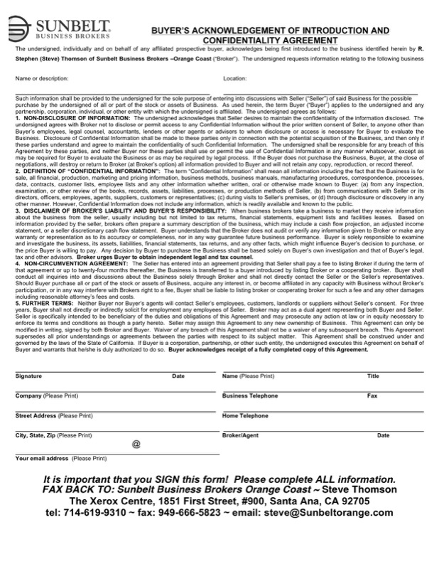 Confidentiality Agreement Templates  Free Templates In Doc Ppt