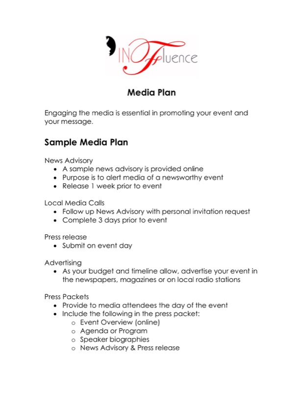 Download Radio Advertising Media Plan Template For Free  Tidyform
