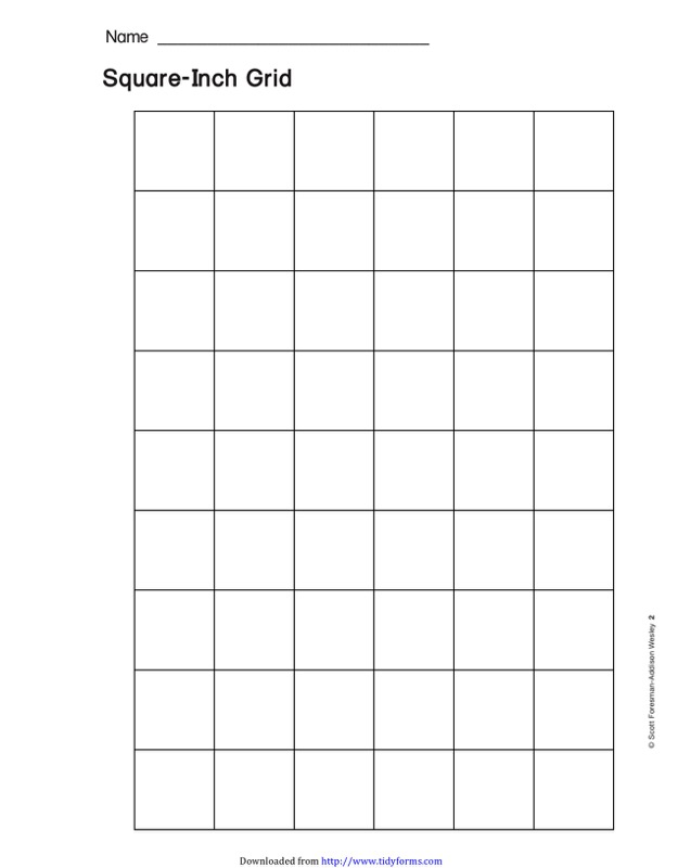 Inch Graph Paper Templates  Free Templates In Doc Ppt Pdf  Xls