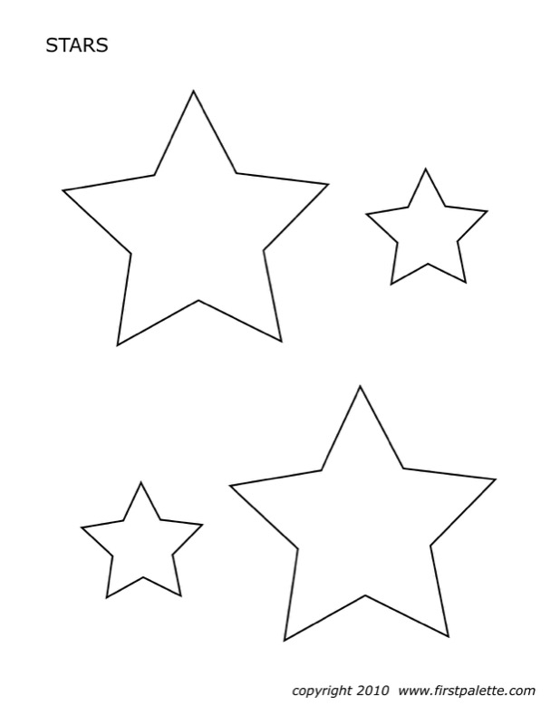Star Template  Free Templates In Doc Ppt Pdf  Xls