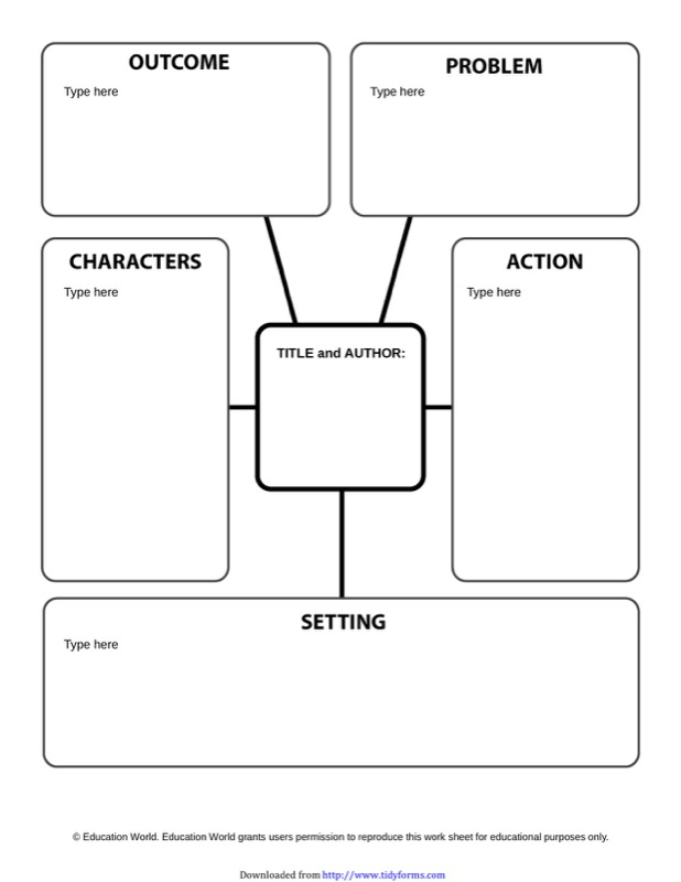 Story Map Template  Free Templates In Doc Ppt Pdf  Xls