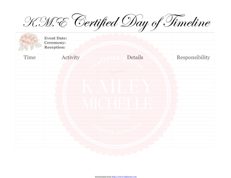 Wedding Timeline Template Free Templates In DOC PPT PDF XLS - Wedding timeline template free