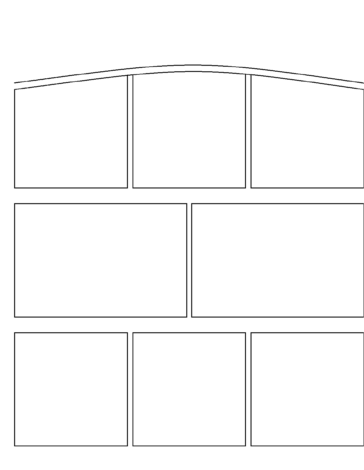 The Arch Top Comic Strip Templates Comic Strip Arch323 can – Comic Strip Template