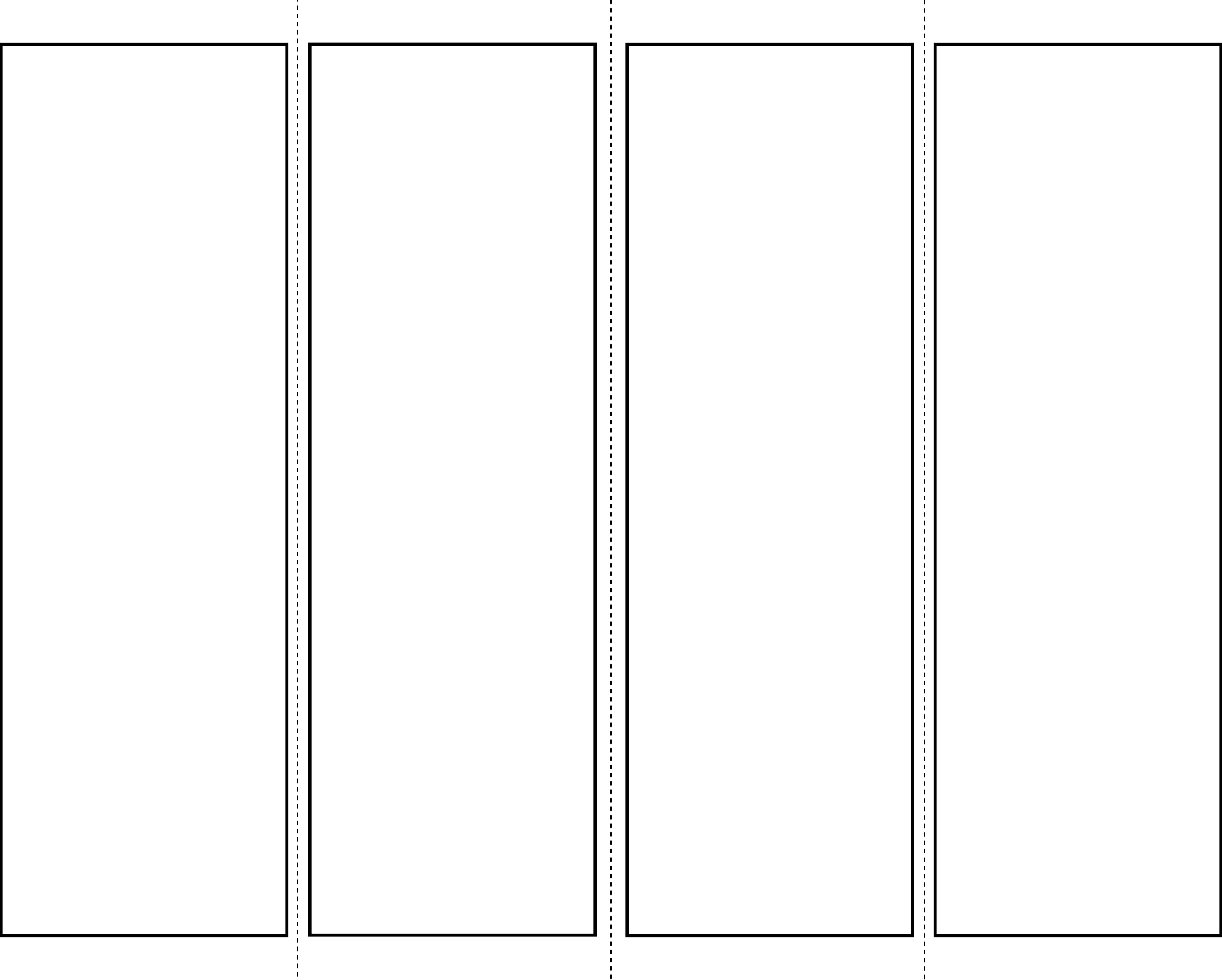 Download Bookmark Template 1 For Free Tidyform
