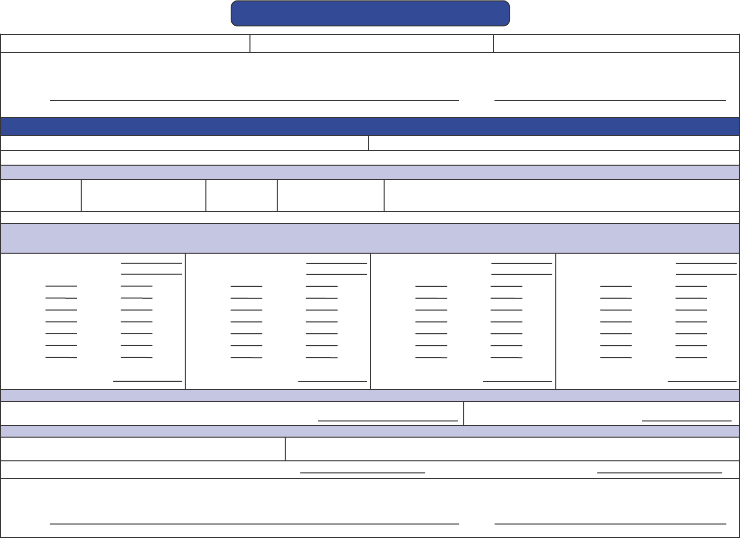 Download Employment Verification Template for Free - TidyForm