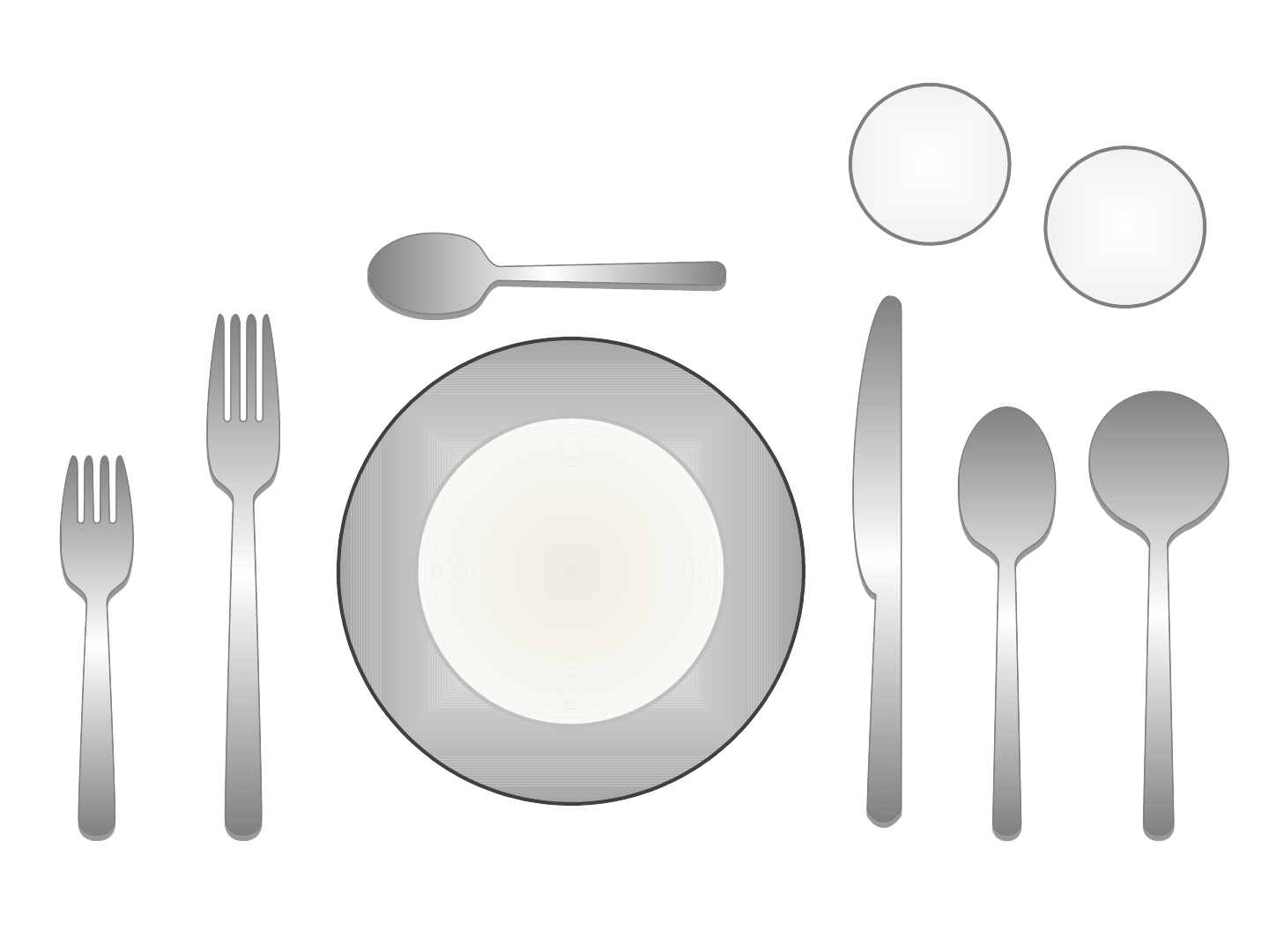 The Place Setting Template can help you make a professional and – Place Setting Template