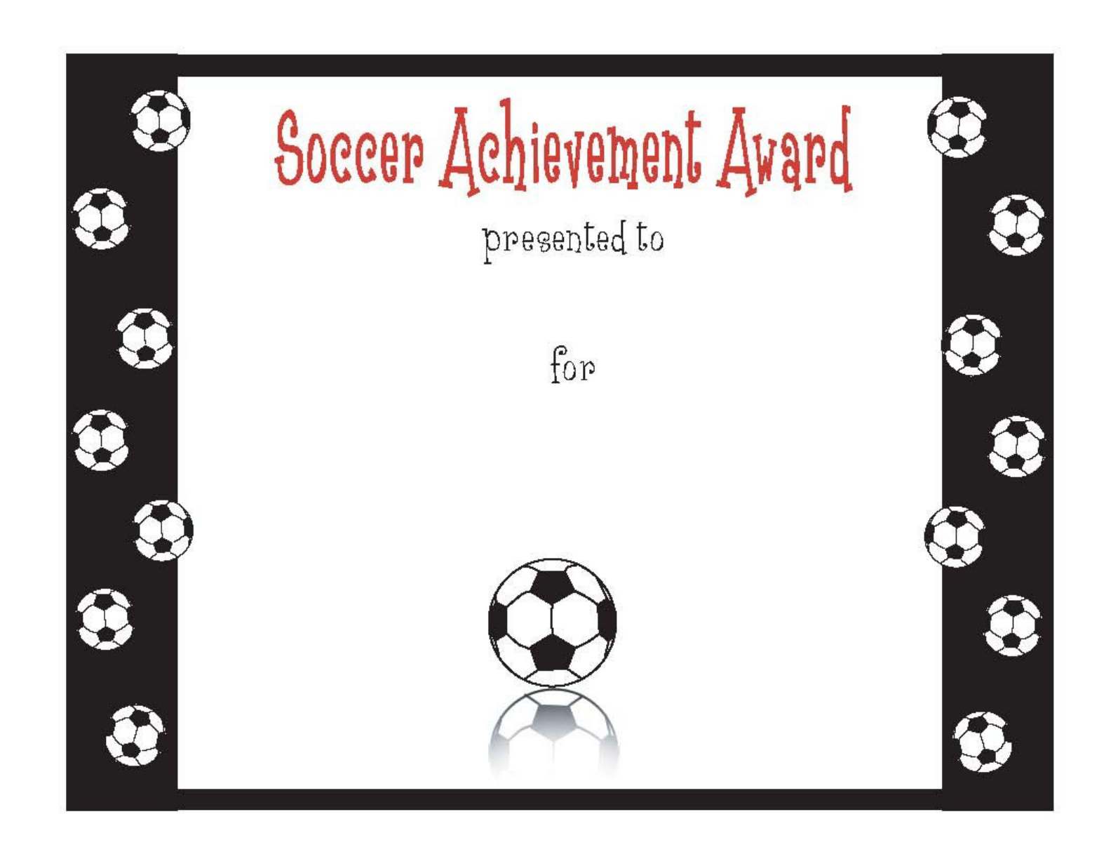 Download soccer achievement award certificate for free tidyform soccer achievement award certificate 1betcityfo Gallery