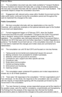 Business And Regulatory Impact Assessment Template