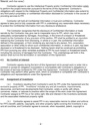 Contractor Confidentiality Agreement Template Page 3
