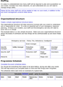 Event Management Plan Template and Guidance Page 5