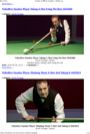 Premium Snooker Certificate Template Page 2